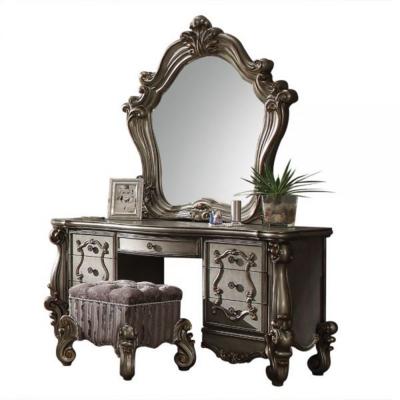 Versailles Vanity Stool Acme
