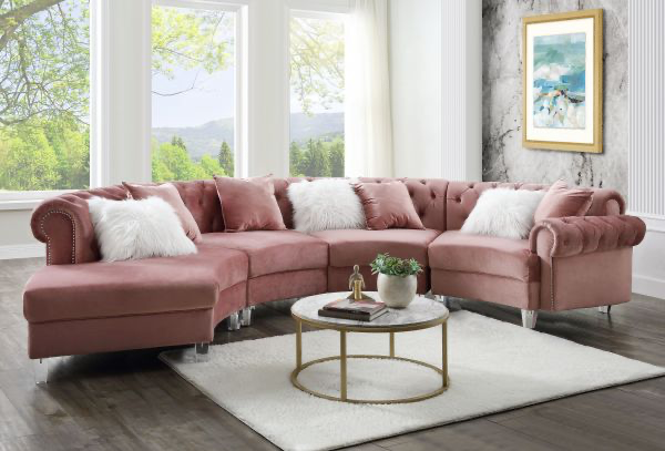 Ninagold Sectional Sofa Acme