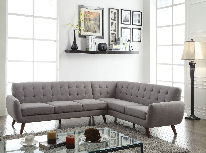 Essick Sectional Sofa Acme