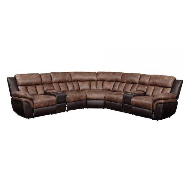 Jaylen Sectional Sofa Acme