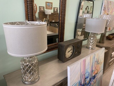 Lamps (priced as pair) -  Bassett Mirror Company