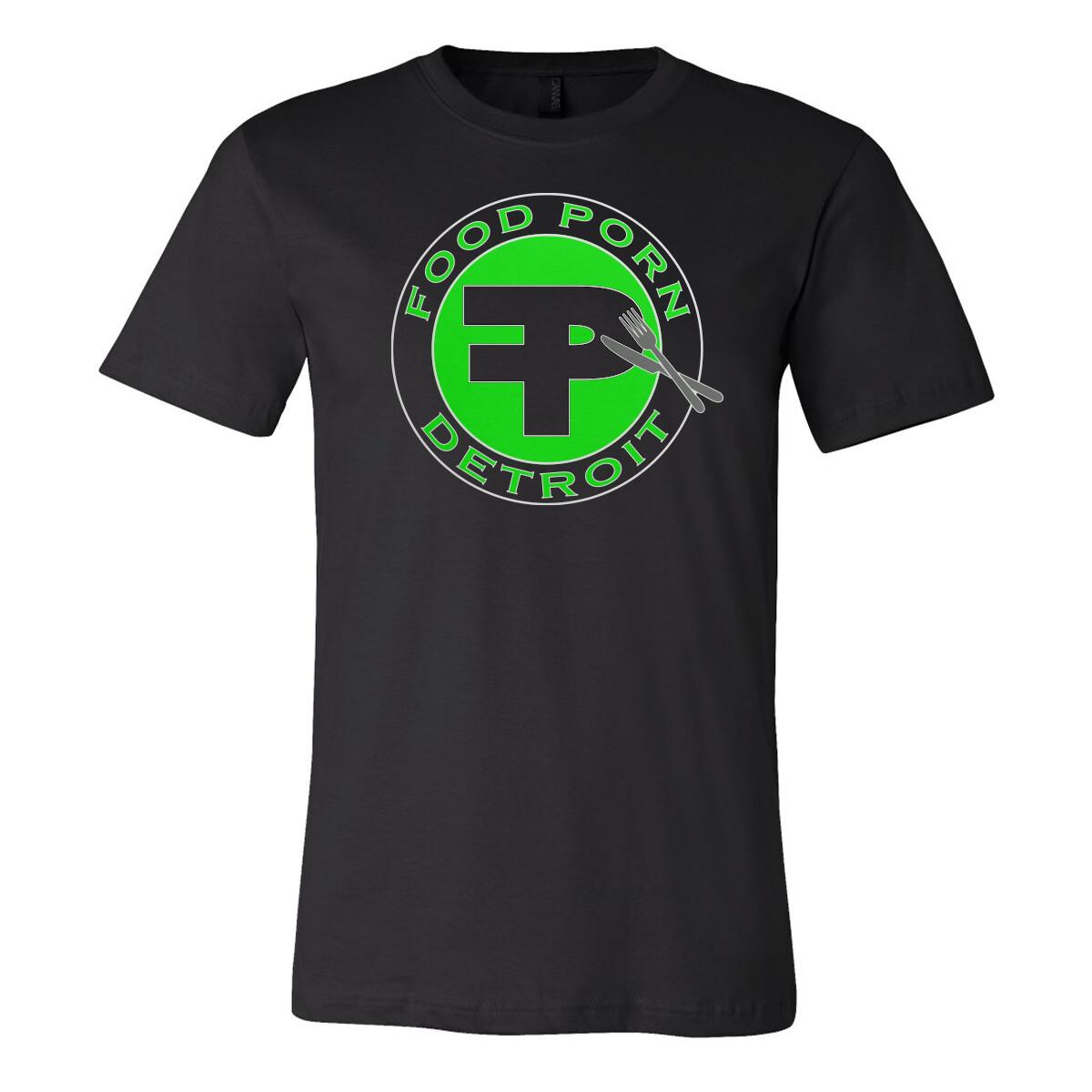 FPD Logo Men's Black T-Shirt