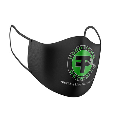 FPD Logo Face Mask