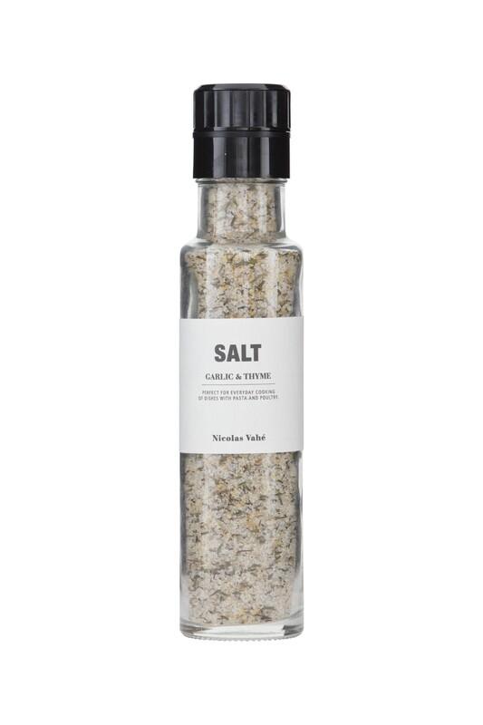 Salt, Hvítlauk & Timjan blanda