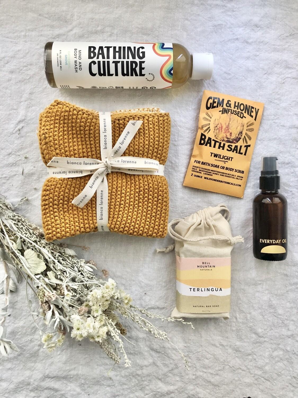 Aromatherapy Bath Bundle