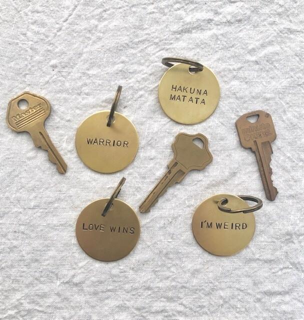 AG Key ring
