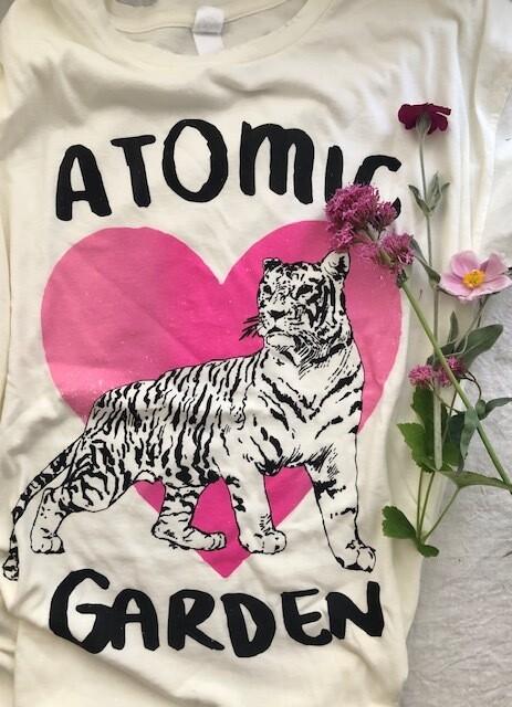 AG Tiger Heart Tee