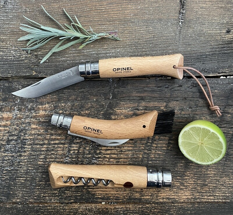 Opinel Knife Bundle