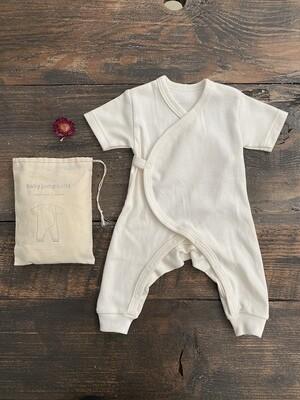 Fog Linen Baby Jump Suit