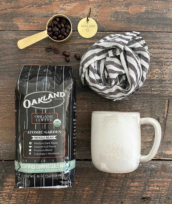 Atomic Garden X Oakland Coffee Bundle
