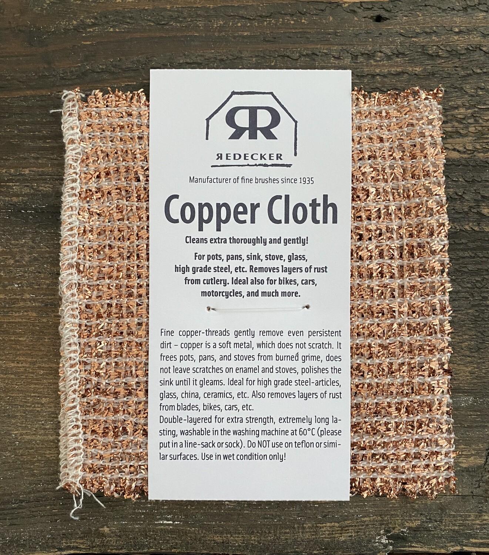 Redecker Copper Cloth