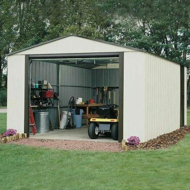 STAHLGARAGE ARROW MURRYHILL 3,7 x 5 m
