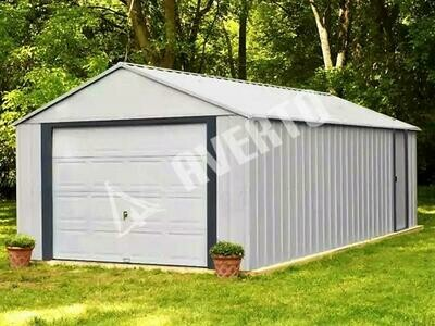 STAHLGARAGE ARROW MURRYHILL 3,7 x 7 m