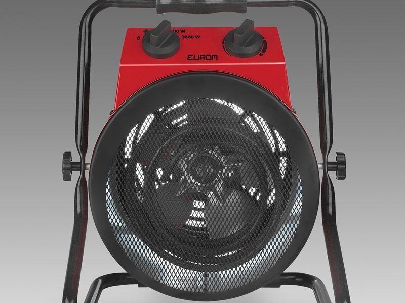 Heizer mit Thermostat