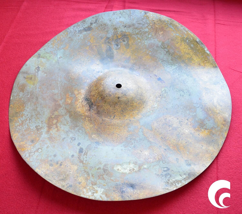 "Digital Sample Pack - Raw 19"" Cymbal Blank"