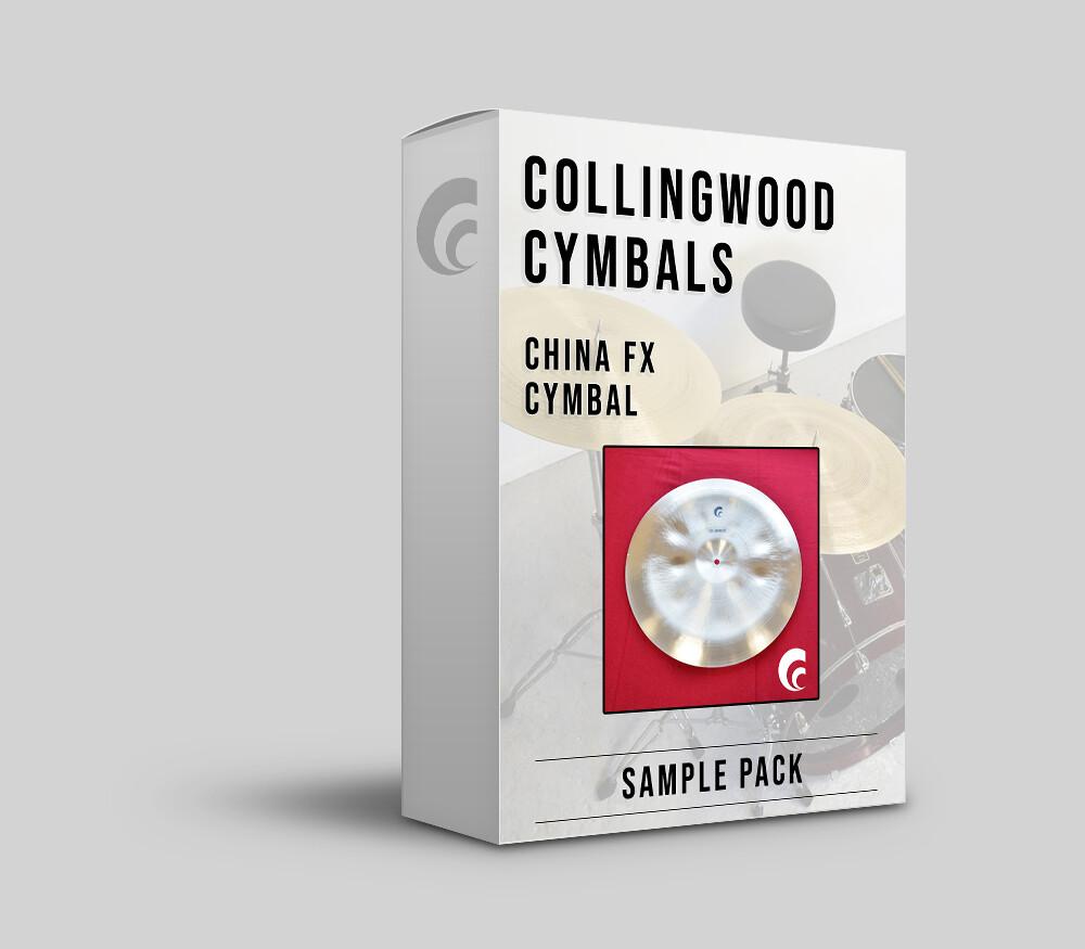 Digital Sample Pack - China FX Cymbal.