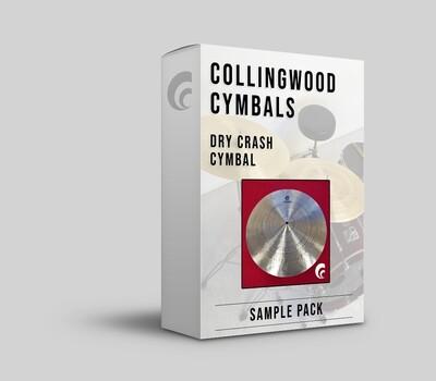 "Digital Sample Pack - 18½"" Dry Crash."