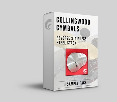 Digital Sample Pack - Reverse Stainless Stack