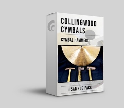 FREE! Digital Sample Pack - Cymbal Hammers.