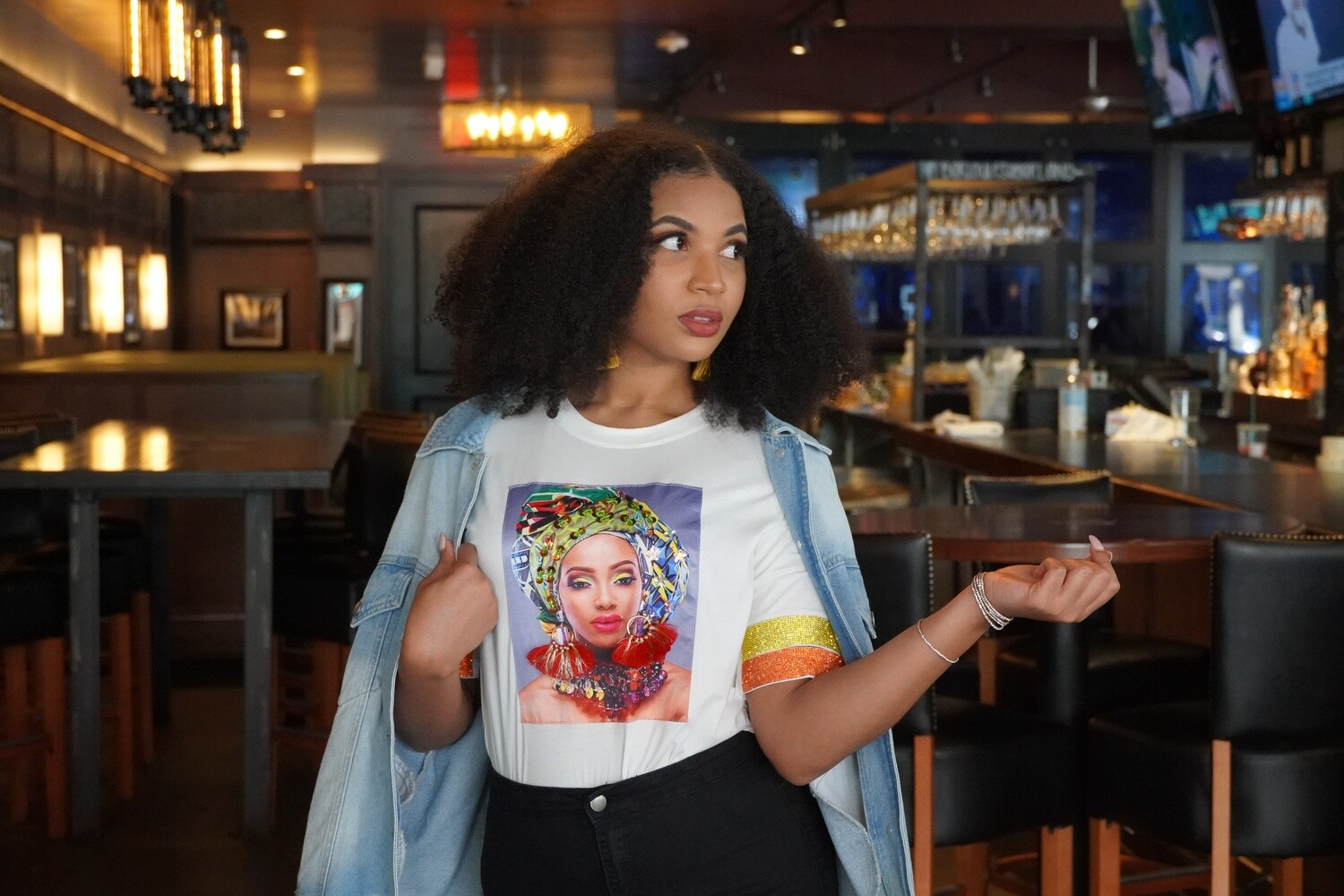 African Queen Tees ( PRE- ORDER ONLY )