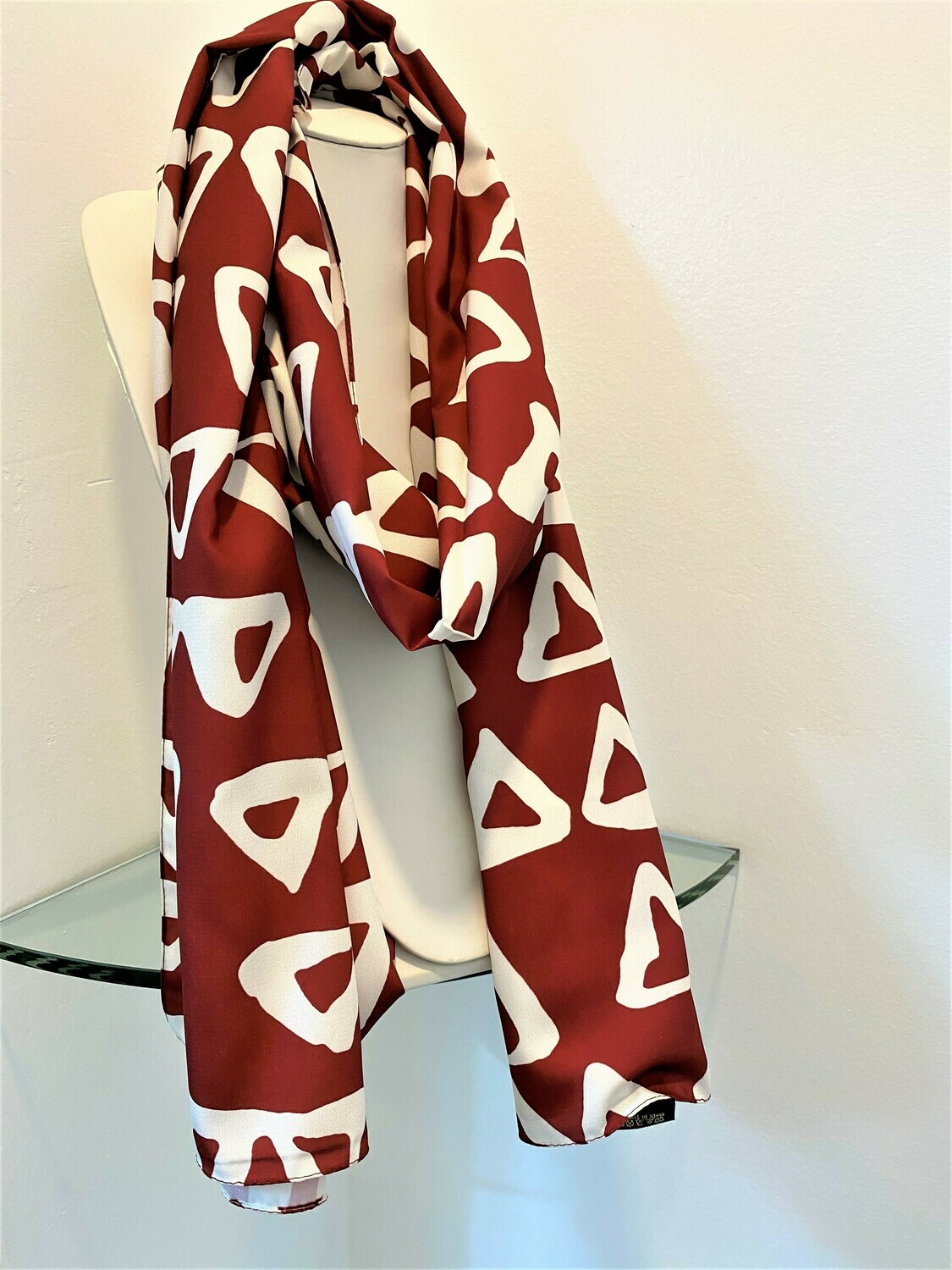 Triangle Pattern Scarf