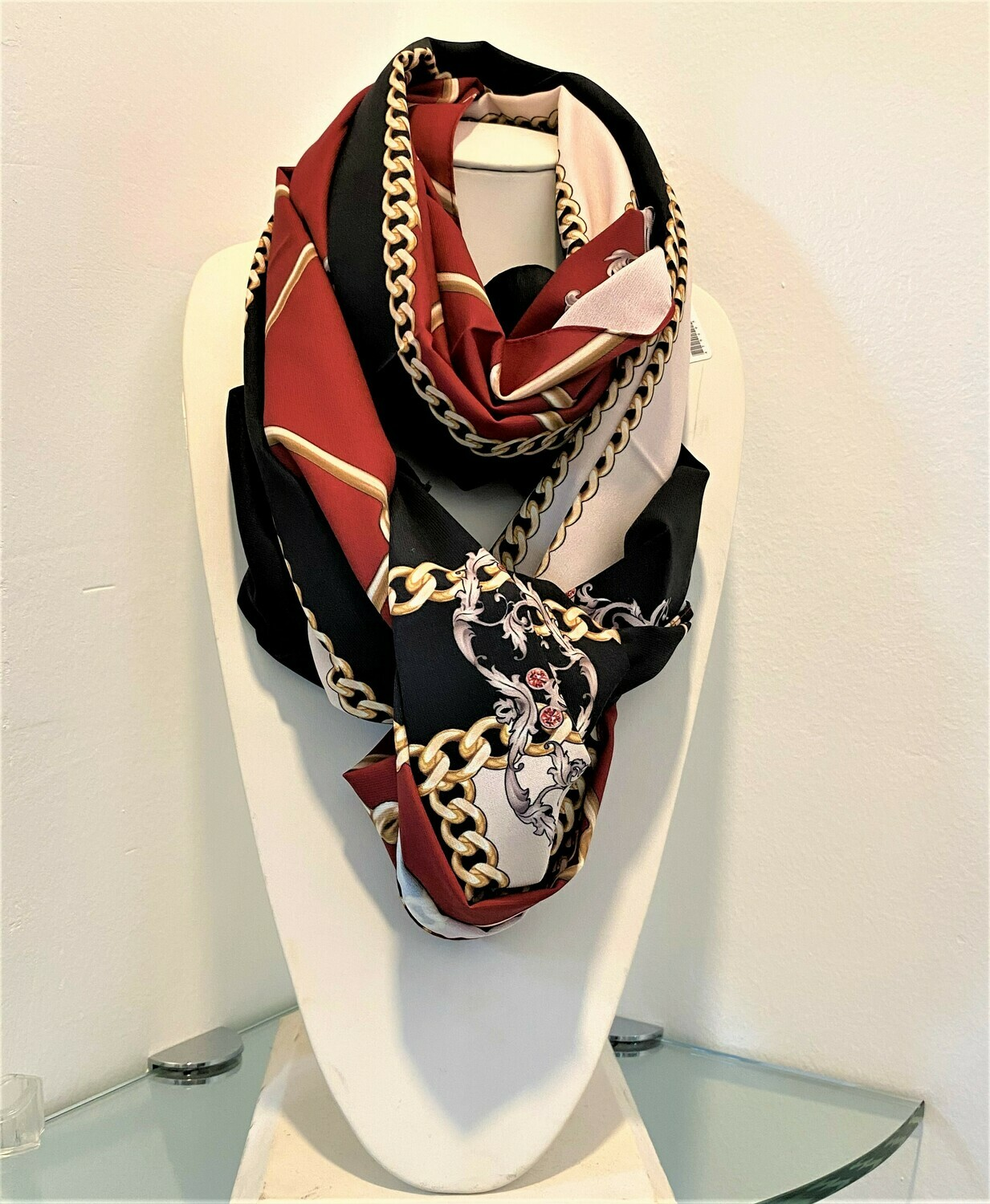 Chain Link Scarves