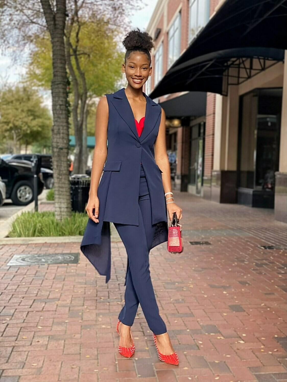 Victoria Suit Set