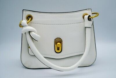 Devib White Purse