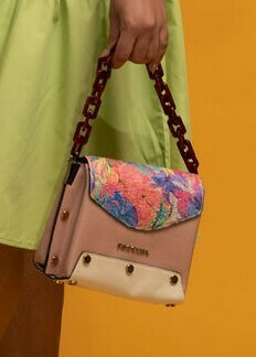 Faux Chain Bag