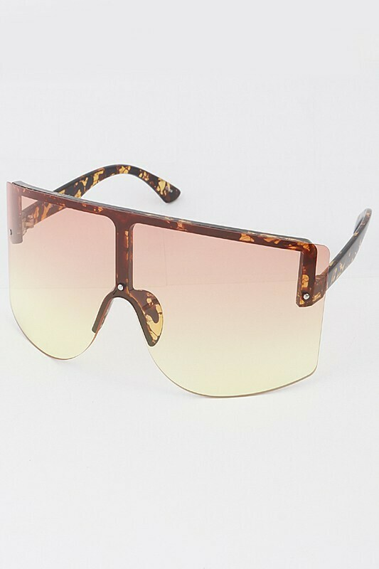 Tracy Shield Inspired Sunglasses