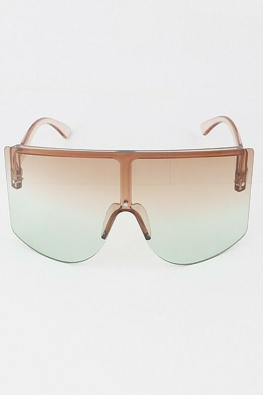 Candice Shield Inspired Sunglasses