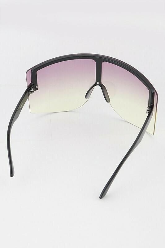 Kirsten Shield Inspired Sunglasses