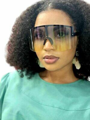 Charlotte Shield Inspired Sunglasses