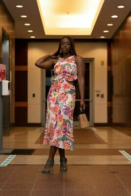 Lovestruck floral dress
