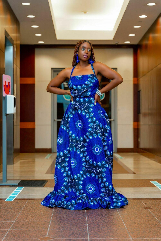 Iyanga  Dress