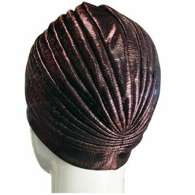 Metallic Turban