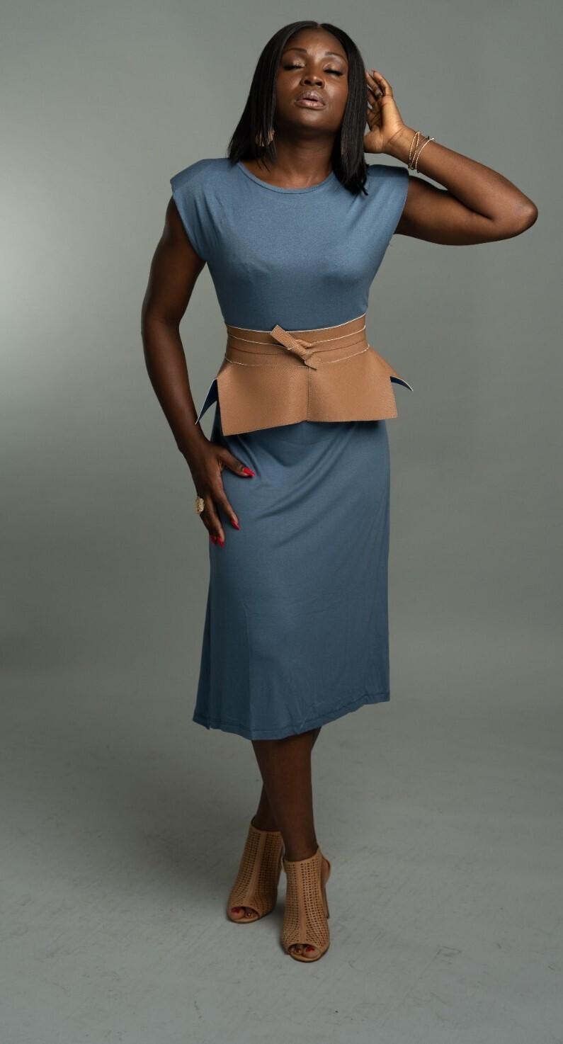 Abina Dress
