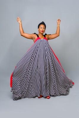 Efua Maxi Dress