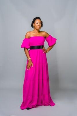 Lantana Maxi Dress