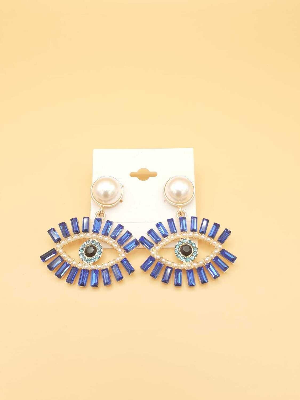 Iris pearl Earring