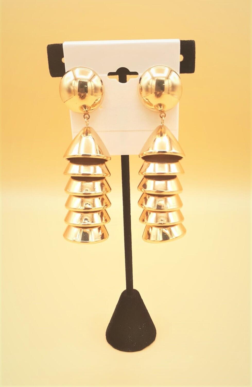 Amy Carillon Earring