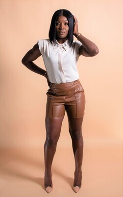 Delphine Shorts