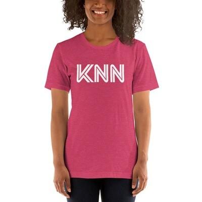 KNN White Logo