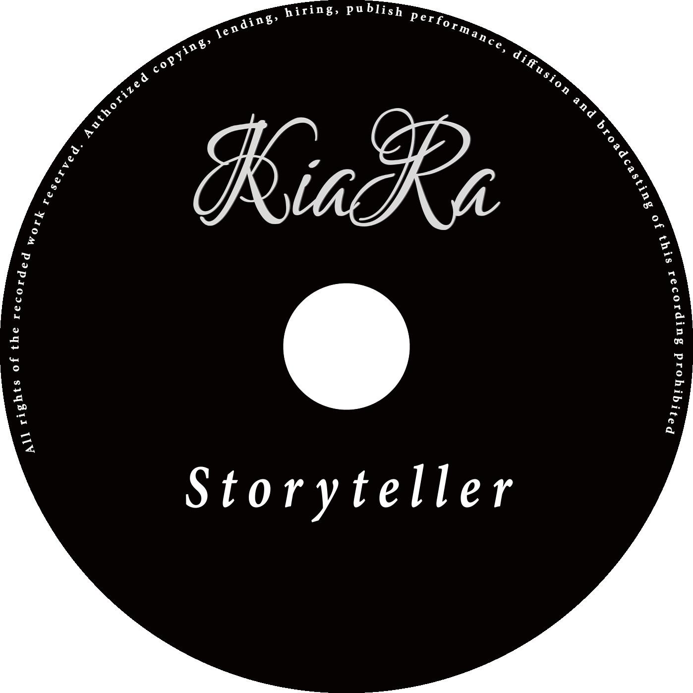 Storyteller CD