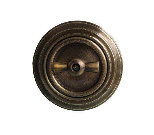 Bronze rotary switch