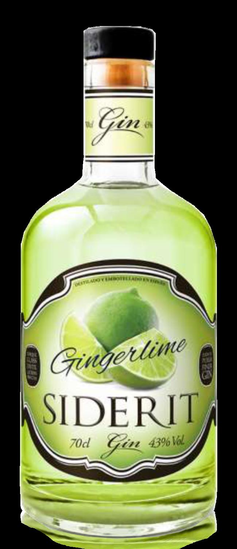 Gin Siderit Lima