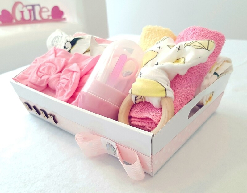 LEMON SORBET Baby Bundle