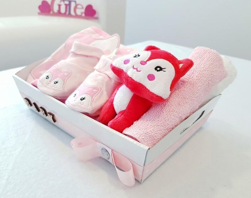 FOX BFF themed baby bundle
