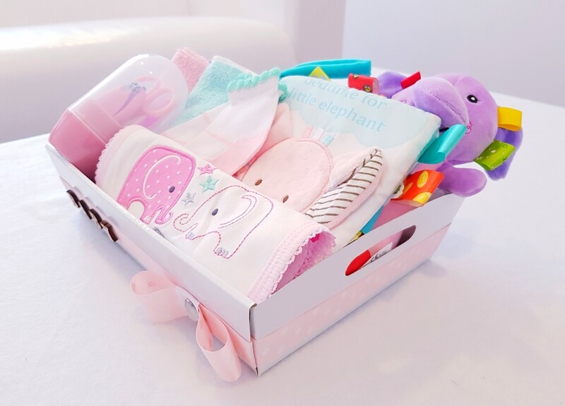 BABY ELEPHANT Themed Baby Bundle