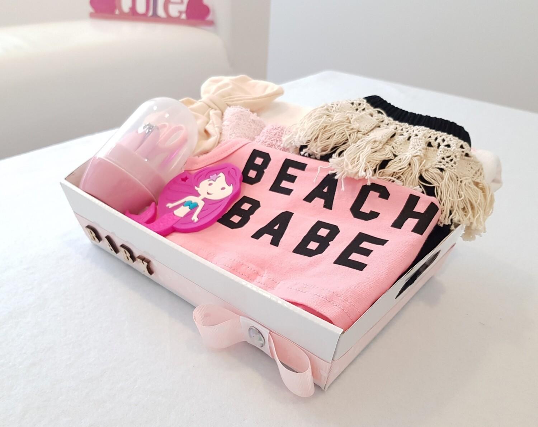 BEACH themed baby bundle